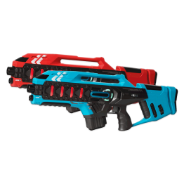 Lasergame - 6 guns XL