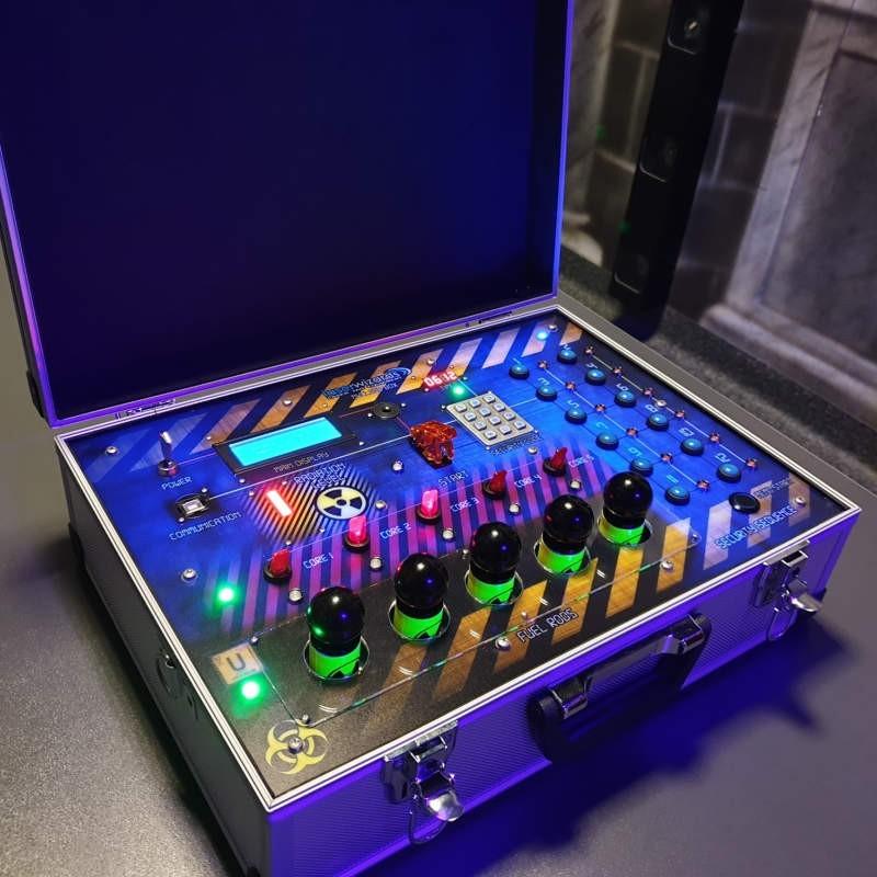 Nuclear Escapebox huren