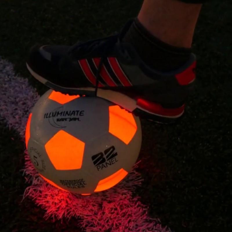 Glow-voetbal huren
