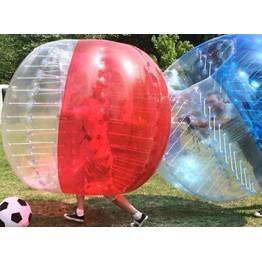 Bubbelvoetbal huren huren