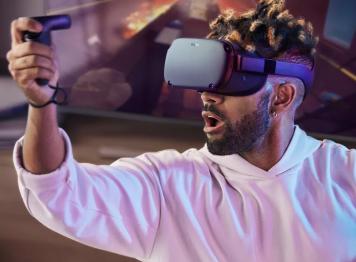 Virtual Reality huren